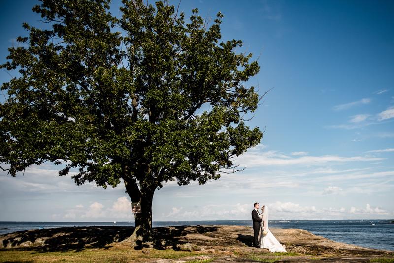 Davenport Park New Rochelle Wedding Portraits