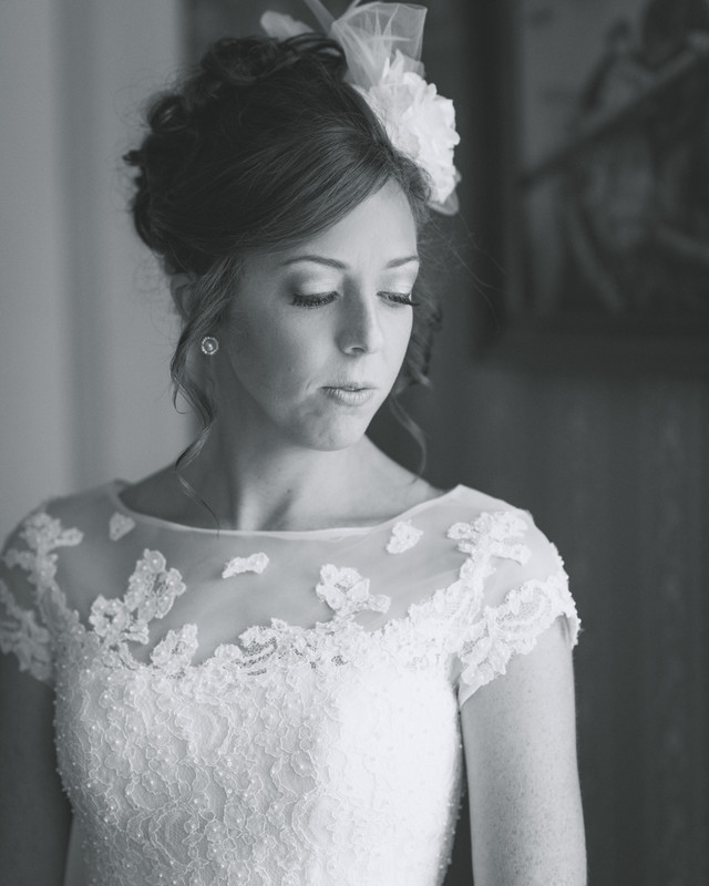 Timeless NY Bride Portrait