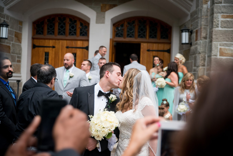 Church of St. Augustine Larchmont Wedding