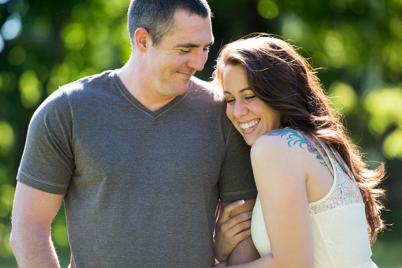 Fun Engagement Photography MidHudson