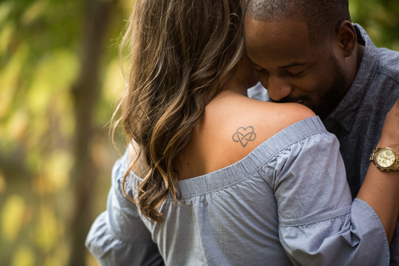 Intimate CT Engagement Photography