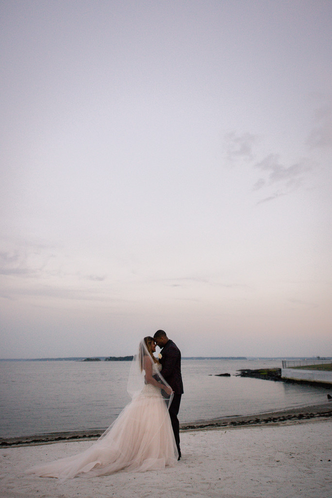 New Rochelle NY Wedding Surf Club on the Sound