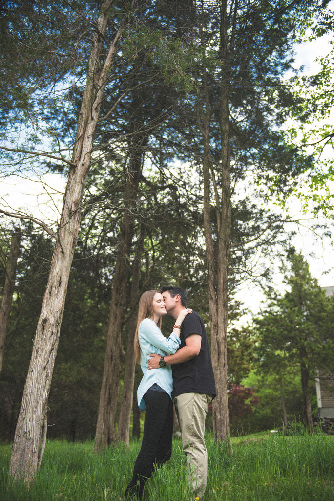 Warwick NY Engagement Pictures