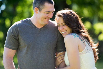 Fun Engagement Photography MidHudson