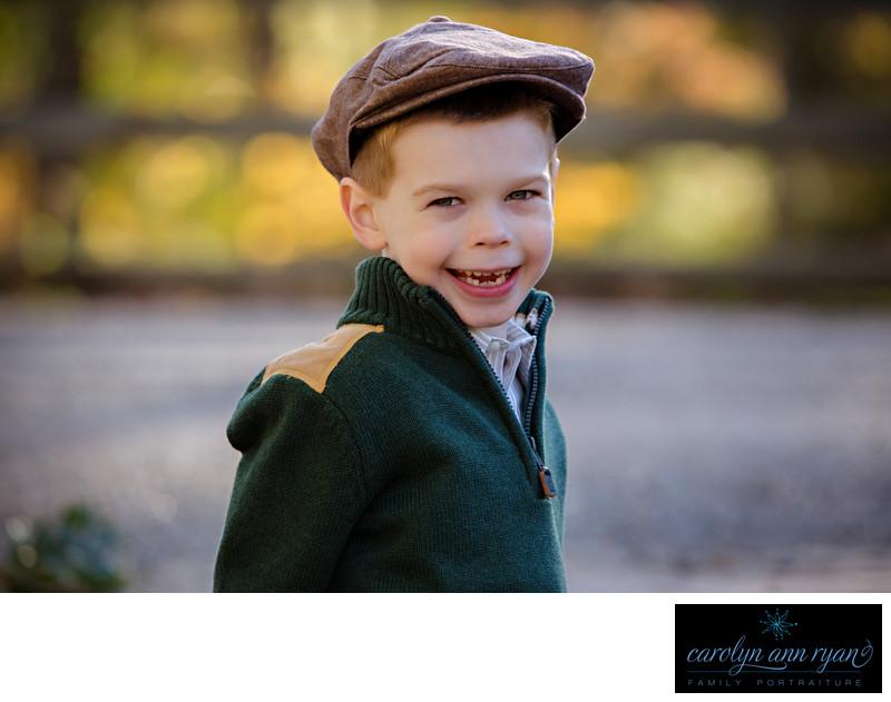 Charlotte Family Photographer Boy Portraits