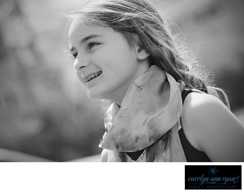 Experienced Charlotte Photographer Spring Portraits