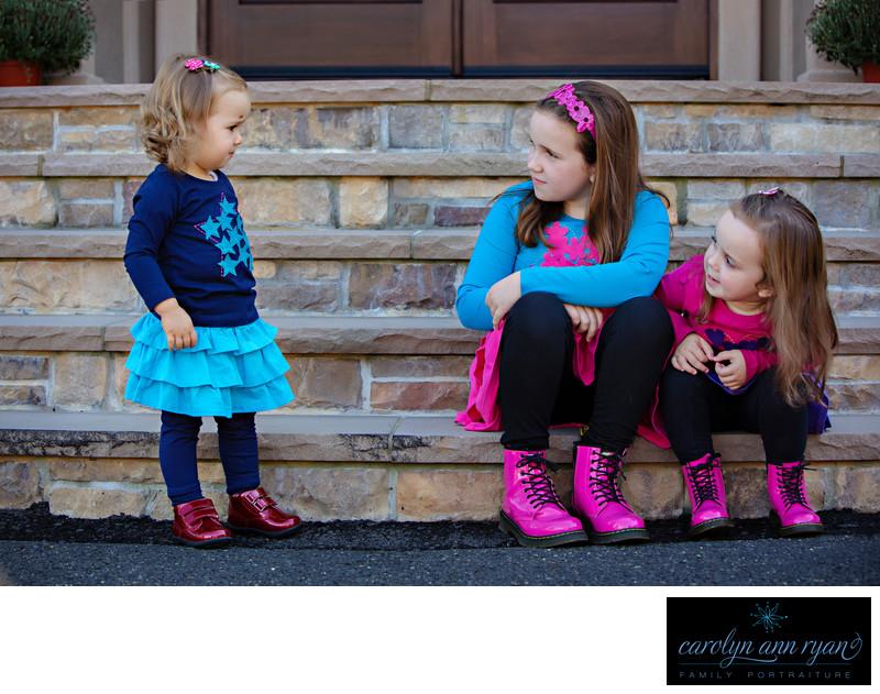 Award Winning Charlotte NC Family Portrait Photographer
