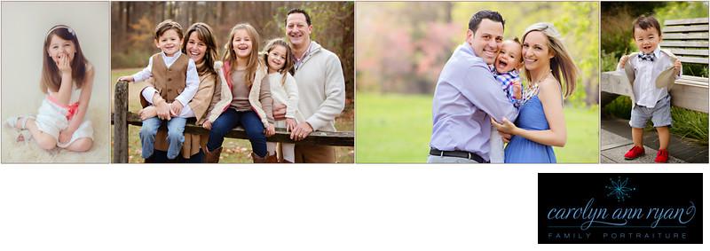 Charlotte NC Family Portrait Photography Client Reviews