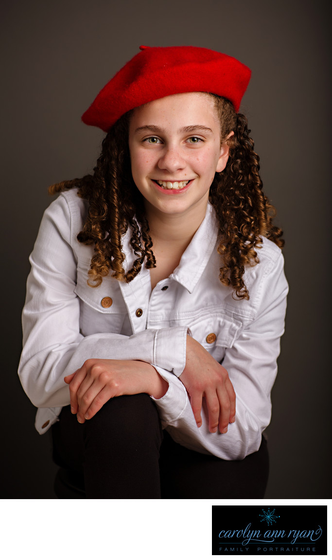 Tween Actor Headshots Charlotte NC