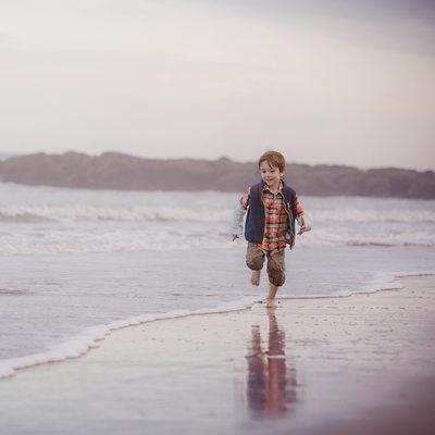Beach Portraits in North Carolina