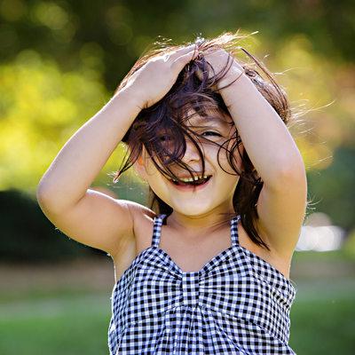Best Charlotte Child Photographer Summer Portraits
