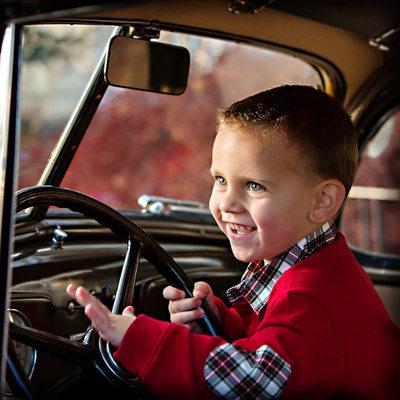 Charlotte Child Photographer Boy Portraits