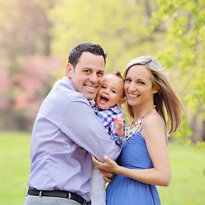 Elite Charlotte NC Family Photographer Spring Portraits