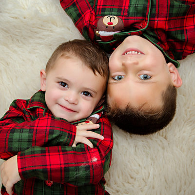Charlotte Family Photographer Sibling Portraits
