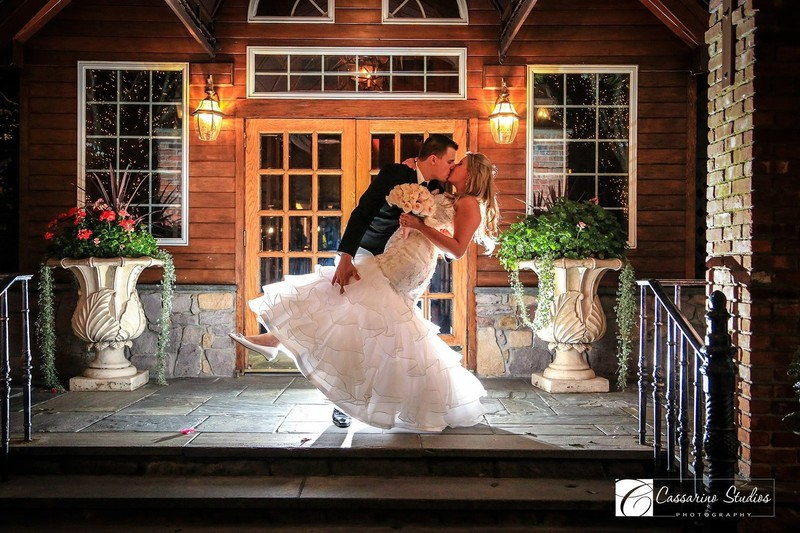 Fox Hollow Wedding Photo by Cassarino Studios