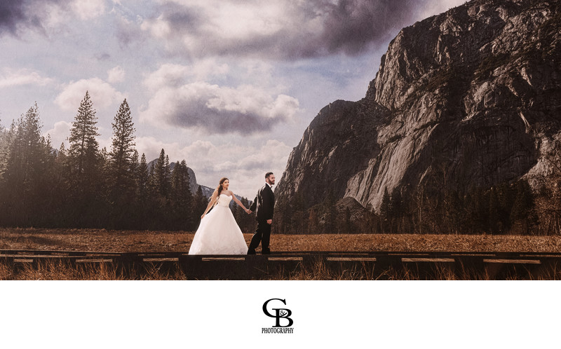 Yosemite Wedding Photography C&B Pictures