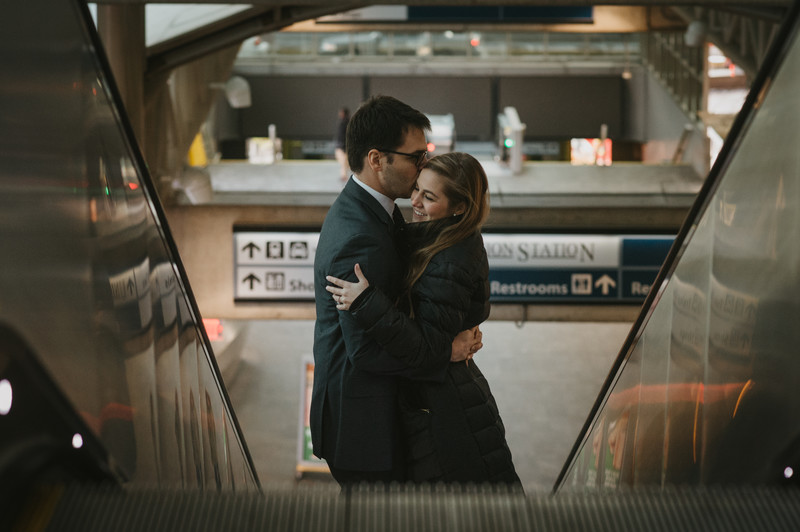 Washington D.C. Union Station Engagement