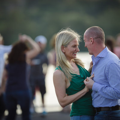 Georgetown Waterfront Park Engagement