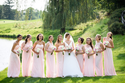 Commonwealth Country Club Wedding Photographer
