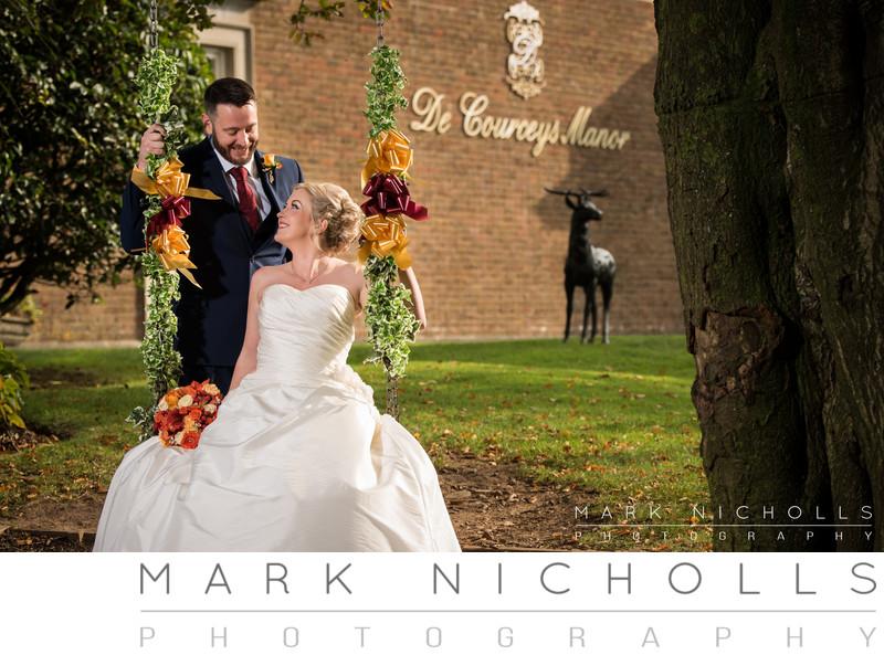 De Courtesy Wedding Photographer Cardiff