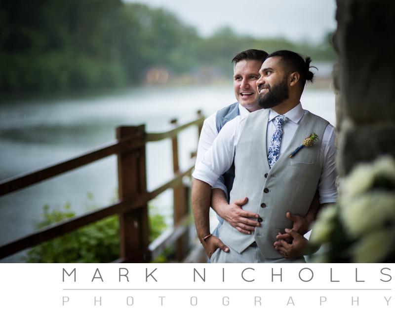 Same Sex Wedding Photography Cardiff