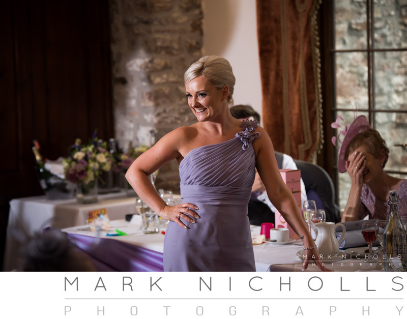 Wedding Photos at The Miskin Manor Cardiff