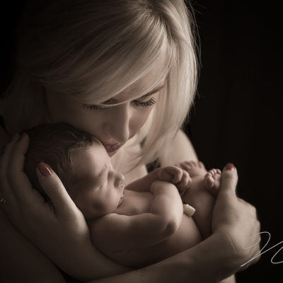 Baby photography South Wales