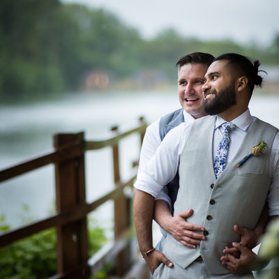 Same Sex Wedding Photography Cardiff