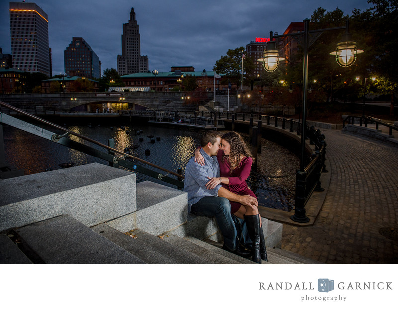 Providence engagement photographer