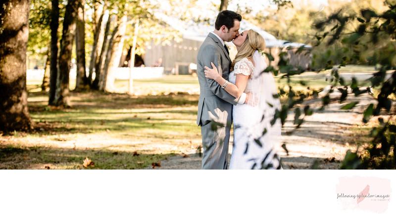 Barn Wedding In Central Arkansas