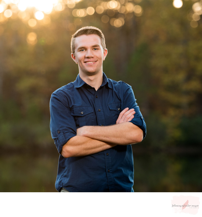 Little Rock Arkansas Senior Photographer