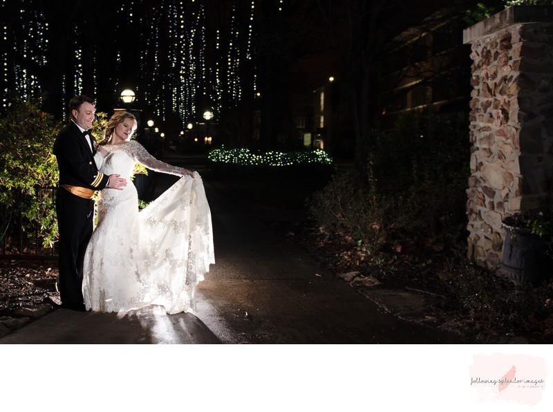 Winter Weddings At Searcy Arkansas