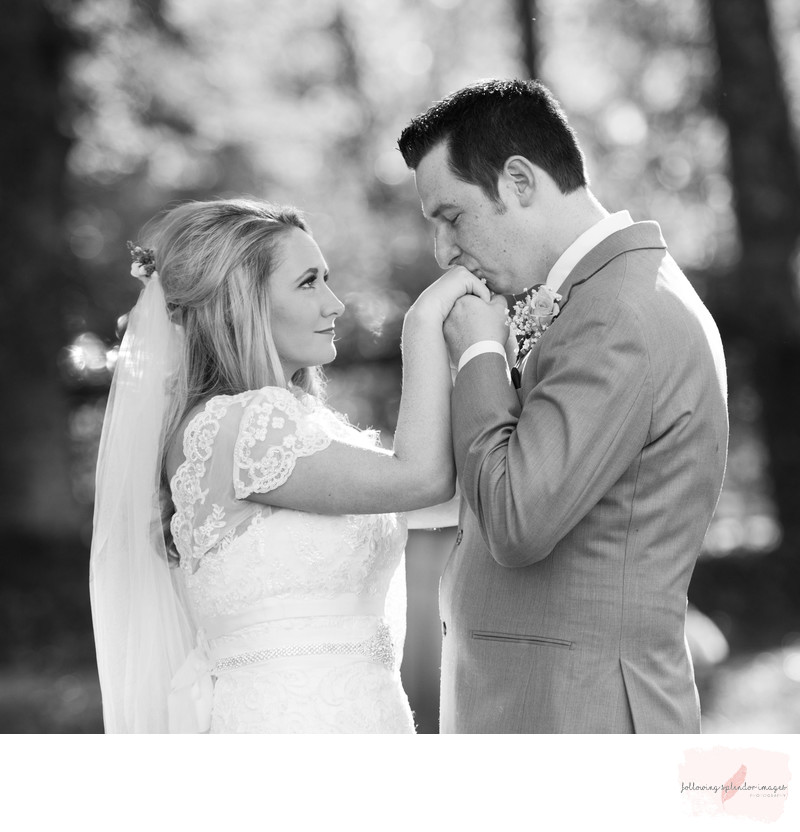 Wedding Photography At Carter Farm