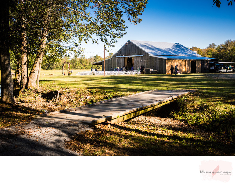 Carter Farm Wedding Barn