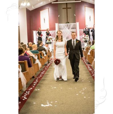 Wedding Photography Album Page