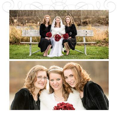 Wedding Photos At Scotts Mill Park