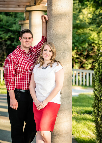 No Touch Engagement Photography