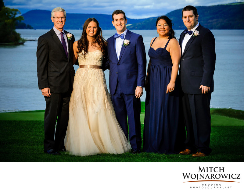 otesaga wedding photos