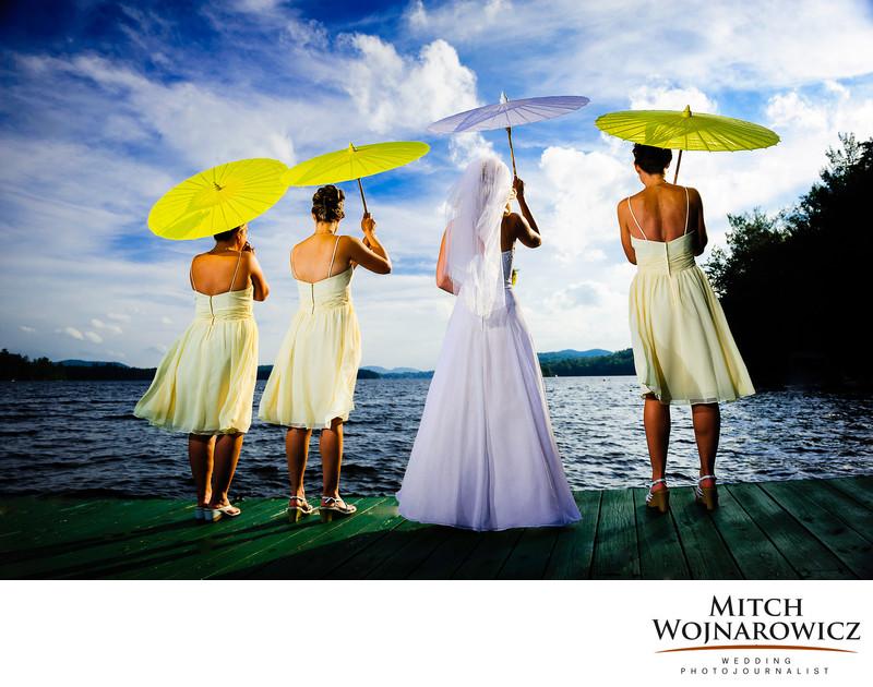 wedding photographer northwoods inn