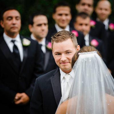 schenectady rose garden wedding photos