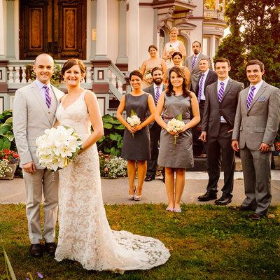 batcheller mansion inn wedding photos