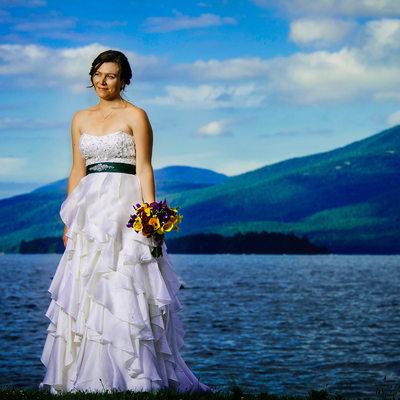 inn at erlowest wedding photos