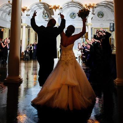 wedding photos canfield casino