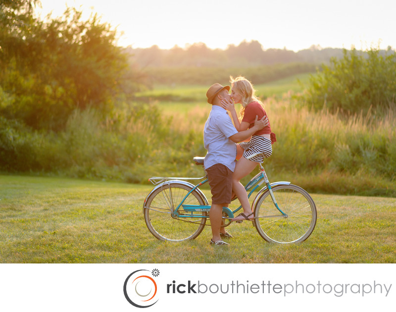 SUMMER ENGAGEMENT PHOTOGRAPHY LONDONDERY NH