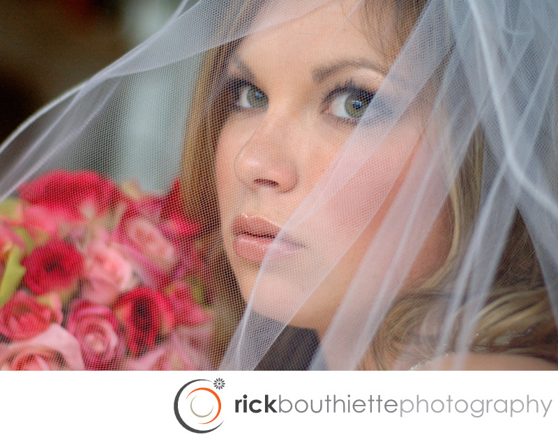 BRIDAL PORTRAIT - AWARD WINNING NH WEDDING PHOTOGRAPHER