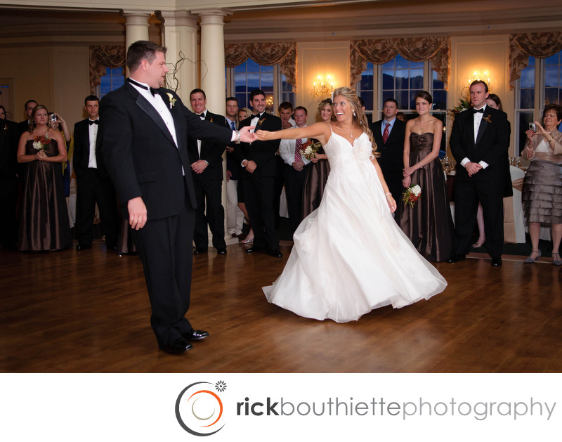 FIRST DANCE - MOUNTAIN VIEW GRAND RESORT WEDDING