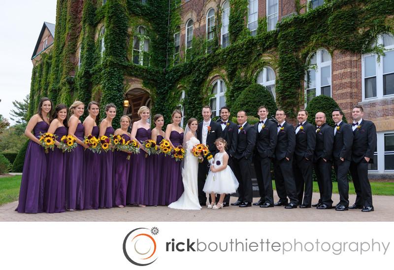 WEDDING PARTY - SAINT ANSELM ABBEY