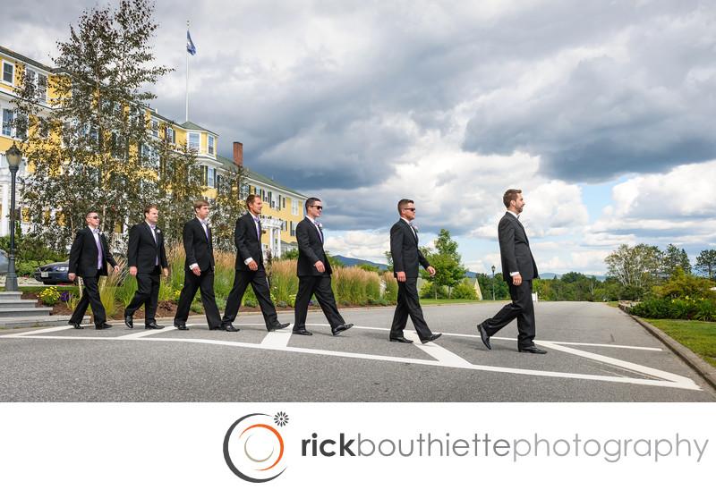 ABBEY ROAD - MOUNTAIN VIEW GRAND RESORT WEDDING