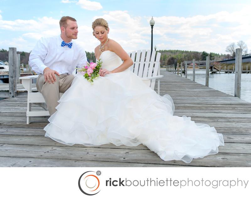 M/S MOUNT WASHINGTON WEDDING - LAKE WINNIPESAUKEE