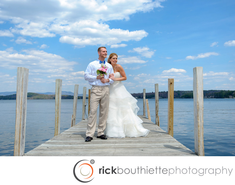 LAKE WINNIPESAUKEE WEDDING - M/S MOUNT WASHINGTON